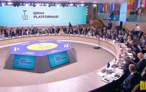Wir erkennen die Annexion der ukrainischen Halbinsel durch Russland nicht an