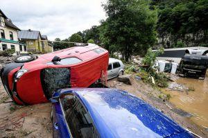 В Германии еще раз подсчитали ущерб от наводнения