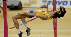 Геращенко прыгнула выше всех