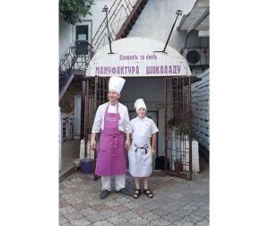 Два Миколи, котрі пропагують Миколаїв