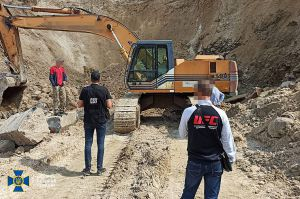 СБУ разоблачила масштабное хищение украинских недр: убытки государства — более 70 миллионов гривен