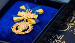Названы лауреаты Народной премии Украины имени Тараса Шевченко