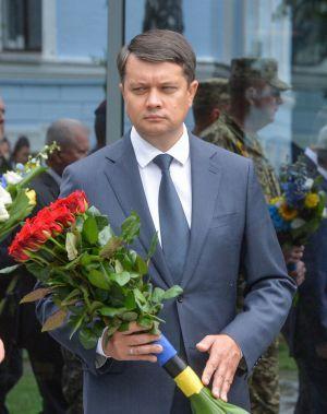 Звернення Дмитра Разумкова з нагоди Дня пам'яті захисників України