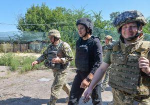 Дмитро Разумков: «Україна продовжує виконувати взяті на себе зобов'язання та дотримується досягнутих в Мінську домовленостей»