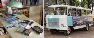 До бібліотек кличе... автобус