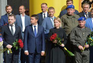 Вшанували пам'ять загиблих військовослужбовців