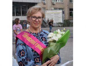Луганщина: Ректор університету стала почесною містянкою