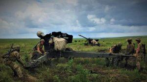 Артиллерийские подразделения  оттачивают свое мастерство