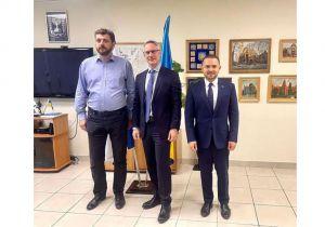 Обговорили міжпарламентську співпрацю і майбутні візити