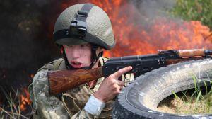 Как тренируют первокурсников во Львове