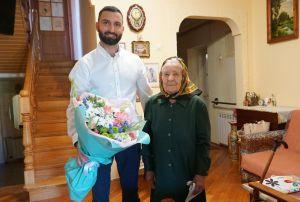 Столітня Марія Гававка дбає про майбутнє
