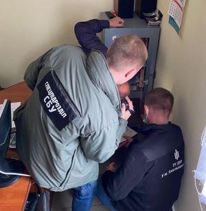 СБУ разоблачила коррупционную схему в Полесской таможне