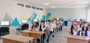 Полтавщина: У сільському ліцеї —  сучасний кабінет інформатики