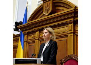 Олена Кондратюк представлятиме Україну на П'ятій Всесвітній конференції керівників парламентів