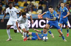 Футбол: Боевая ничья с Францией