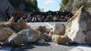 В Черногории протестовали  против Сербской православной церкви