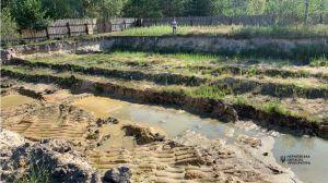 Черниговщина: Будут судить за водоем на участке