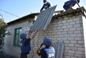 Планують відновити понад 400 будинків у населених пунктах Донецької області