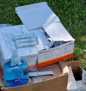 Прикарпатские больницы получили помощь от американских благотворителей
