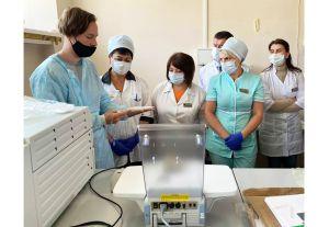 Житомир: Риски для пациентов минимизируют