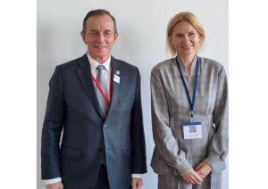 Елена Кондратюк: «Украина возобновила активное участие  в Межпарламентском Союзе на уровне руководства парламента»