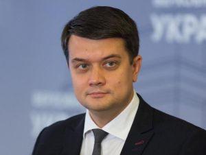 Дмитрий Разумков: Нам удается успешно находить компромисс
