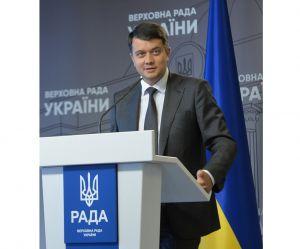 Дмитрий Разумков: Это была очень напряженная и продуктивная неделя