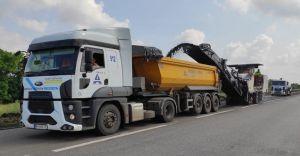 Запорожье: Реконструируют довоенную международную магистраль