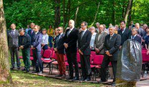 Почтили память расстрелянной польской интеллигенции