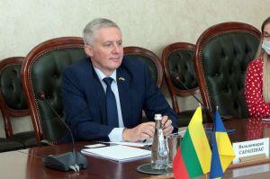 Днепропетровщина: Литва готова к новым совместным проектам