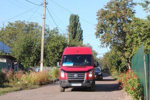 Донеччина: Курсують безплатні соціальні автобуси
