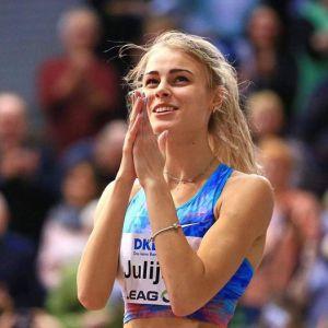 Легкая атлетика: «Бронза» Левченко на сотом турнире