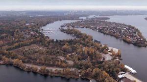 Киев: Земли заказника вернули