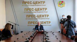 Луганщина: Участникам боевых действий — специализированную помощь