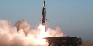 КНДР запустила две баллистические ракеты в сторону Японского моря