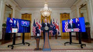Британия, США и Австралия подписали  пакт по обороне