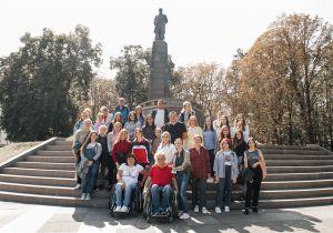 Туристические объекты Черкасчины промониторили на доступность для людей с инвалидностью