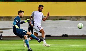Футбол: «Зоря» провалила матч у Норвегії