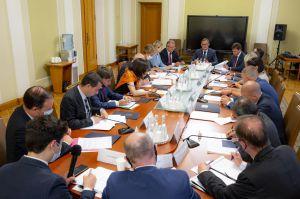 Судебную реформу обсудили в Офисе Президента