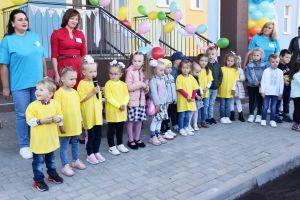 Житомирщина: Про дошкільнят подбає «Малятко»
