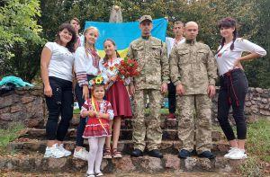 Черкасчина: «Голос Украины» — с холодноярцами