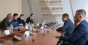 Луганщина: Сервісна зона готова до відкриття