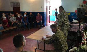 Луганщина: Допомога жителям прифронтового села