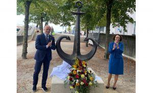 У Німеччині встановили туристичний символ Одеси