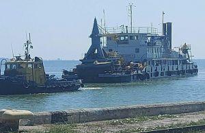 Одещина: Морський порт продовжує поглиблення дна