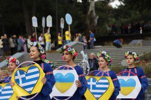 Донеччина: У Маріуполі відбувся фестиваль грецької культури