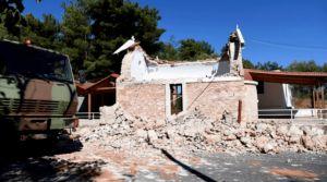 Греція: Потужний землетрус на острові Крит налякав людей