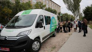 На Луганщині починає діяти мобільна служба соціально-психологічної допомоги