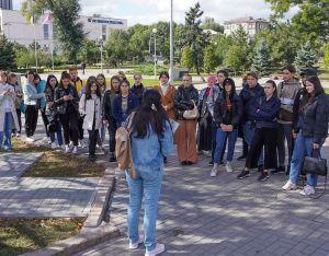 Запоріжжя: Мандрівники пройшли випробування