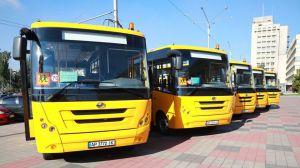 Запоріжжя: Громади чекають на автобуси